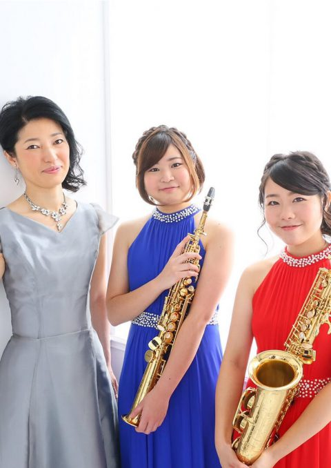 ロビーコンサート1月 アンサンブルユニット「Lien」