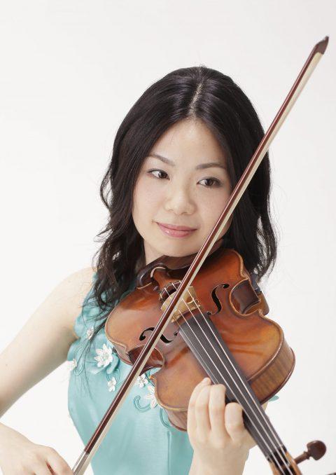 徳田雅子(ヴァイオリン)