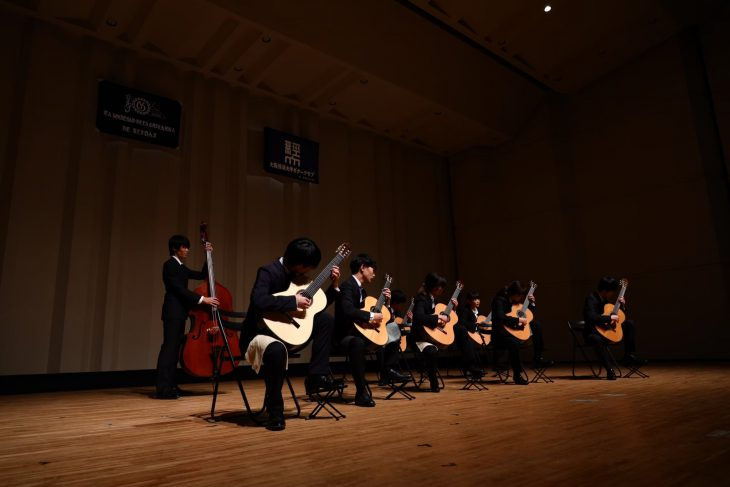 お客様主催 大阪経済大学ギタークラブ第54回定期演奏会