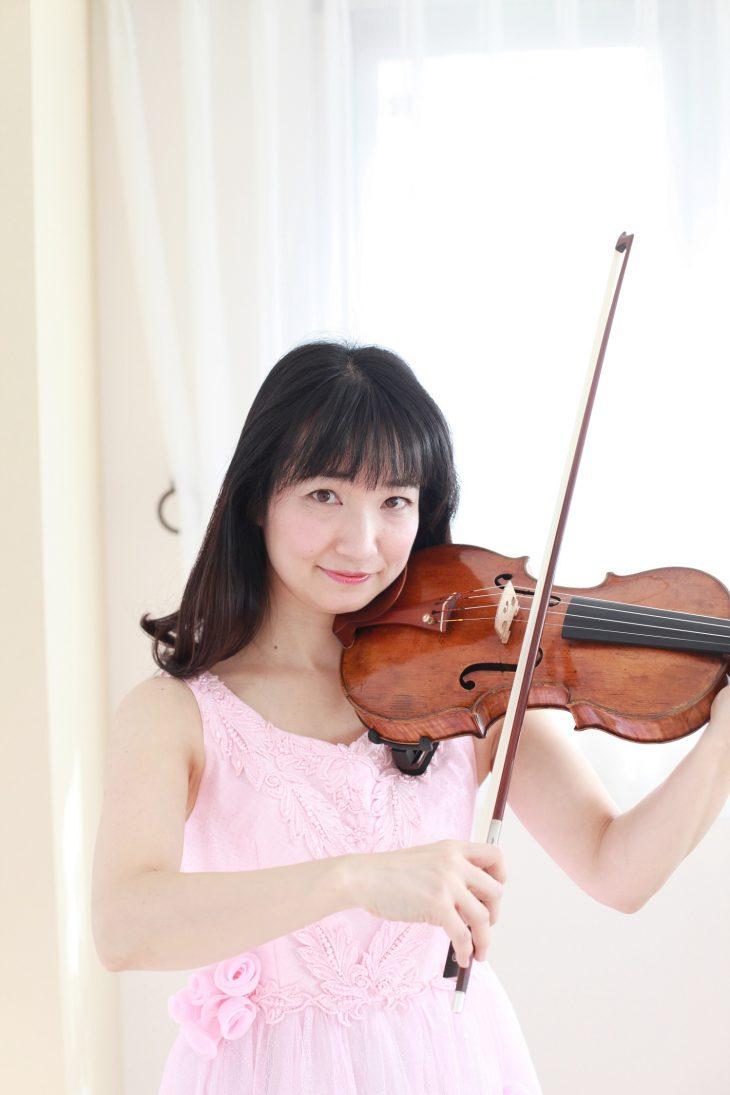 ロビーコンサート4月 立石康子・立石規子 (ヴァイオリンとピアノ)