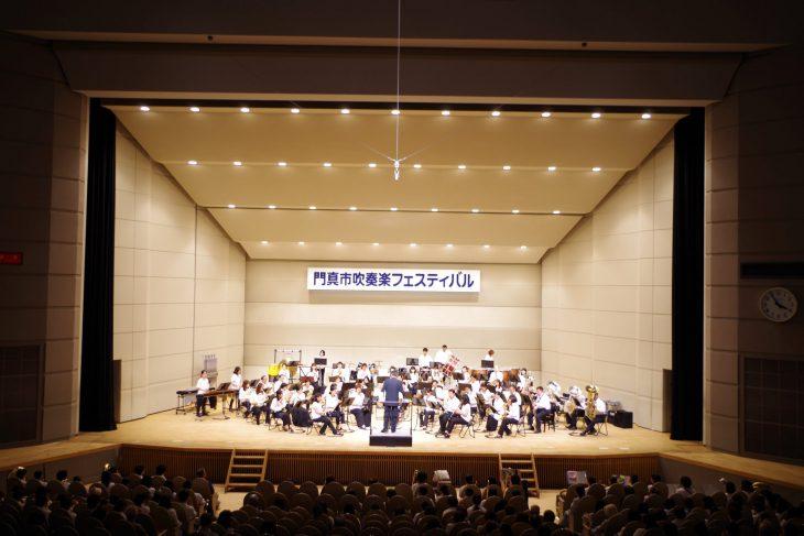 主催公演 第20回門真市吹奏楽フェスティバル