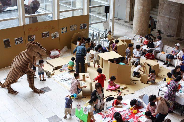 主催事業 サマーアートフェスティバル2013
