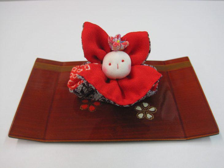 ワークショップ 和布で可愛い雛人形を作ろう