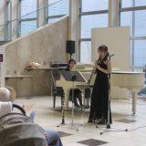 ロビーコンサート8月 ClaPianne (クラリネットとピアノ)