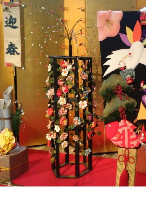 ロビー展示 「正月飾り」