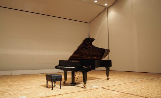 小ホール※反響板あり
