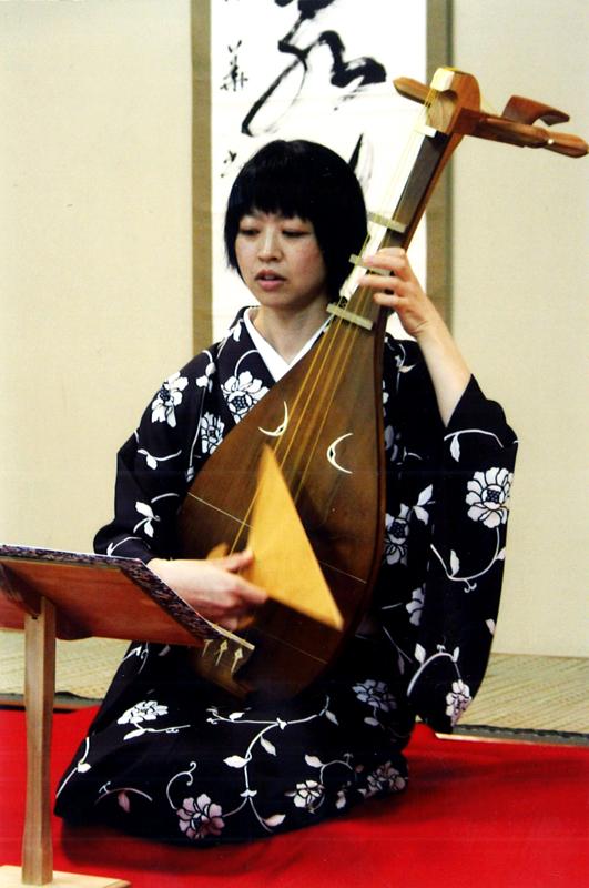第104回るみえーる亭 古典芸能の会 琵琶