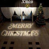 ロビー展示 クリスマスツリー2020